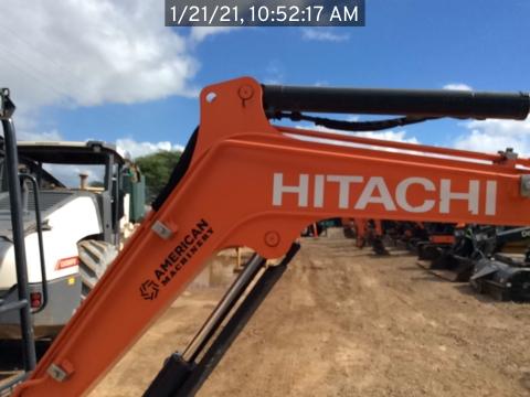 2018 Hitachi ZX26U5
