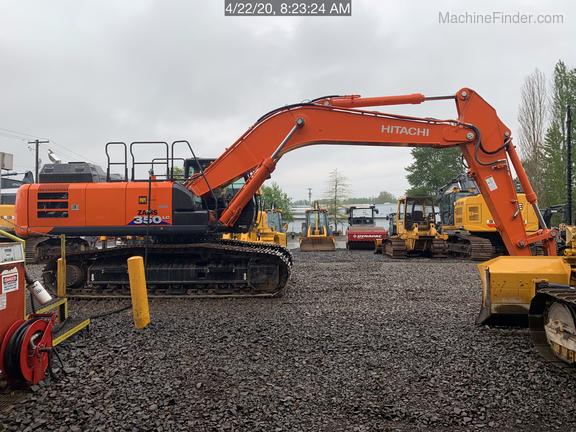 2019 Hitachi ZX3506