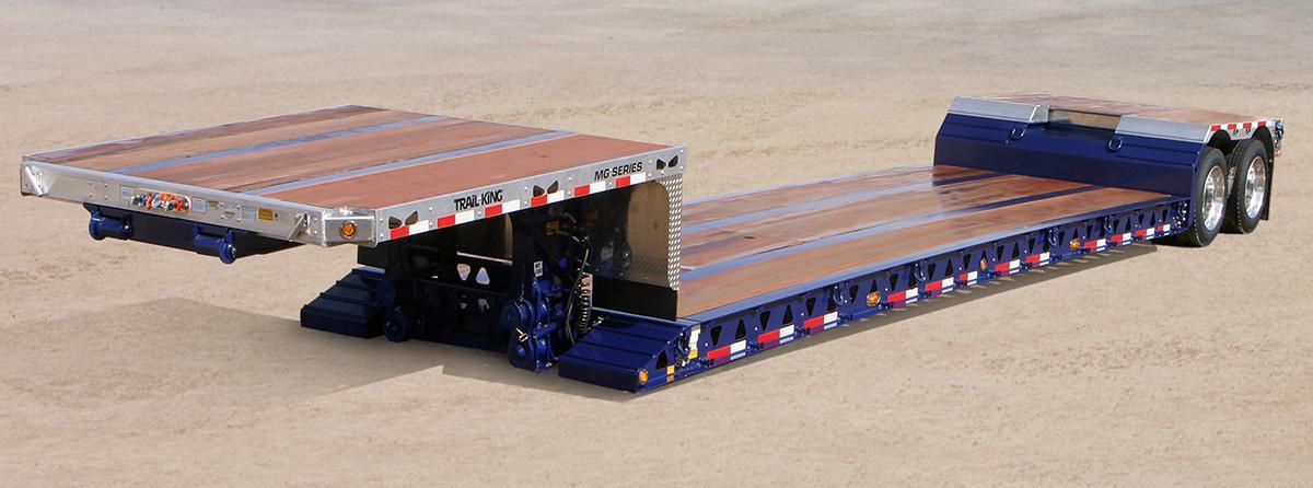 Trail King AMG Mechanical Detachable Gooseneck Trailer