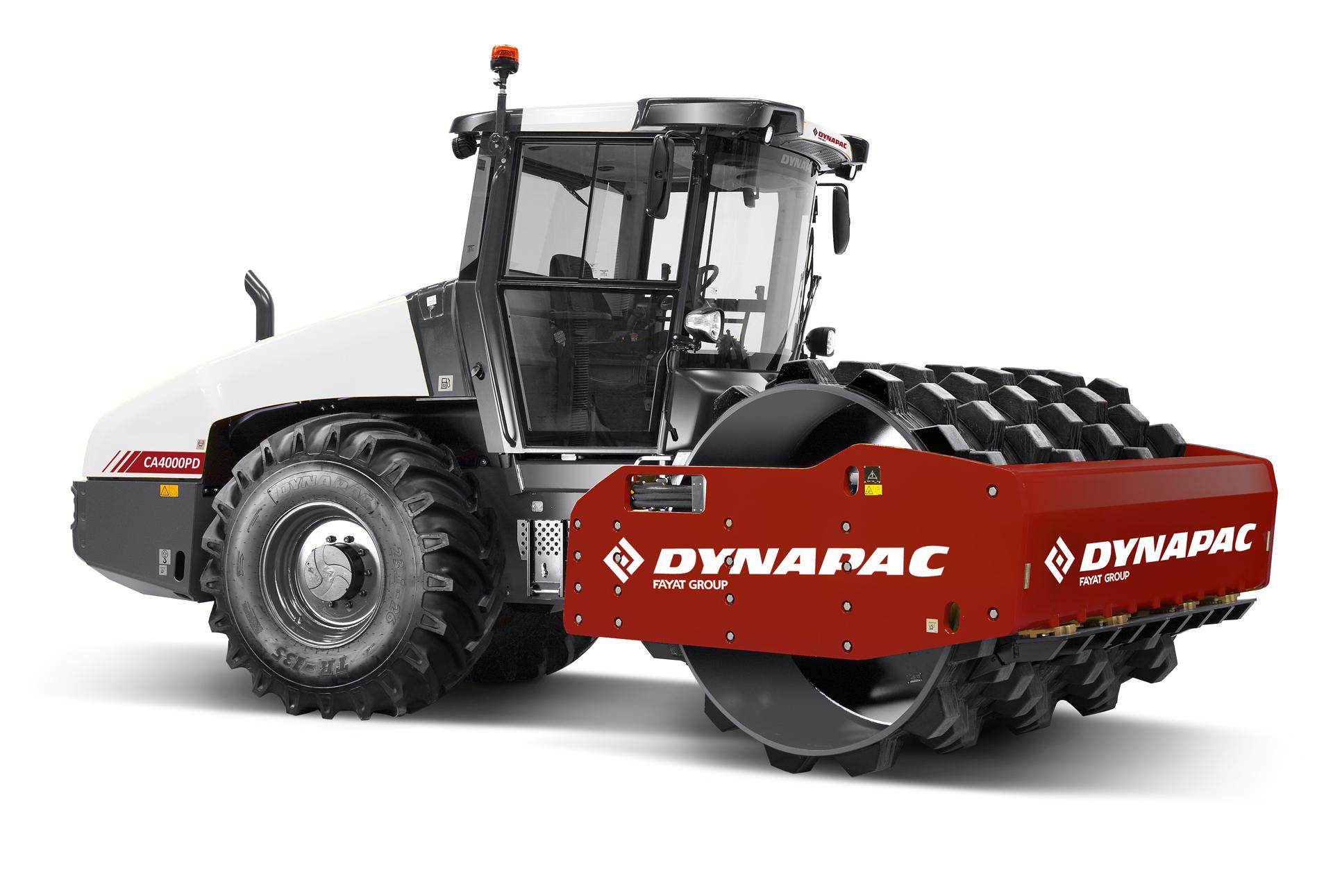 Dynapac Dynapac CA4000PD