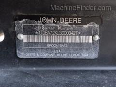 2016 John Deere BA72