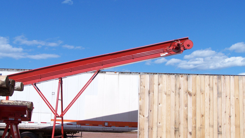 Morbark Material Handling Conveyor