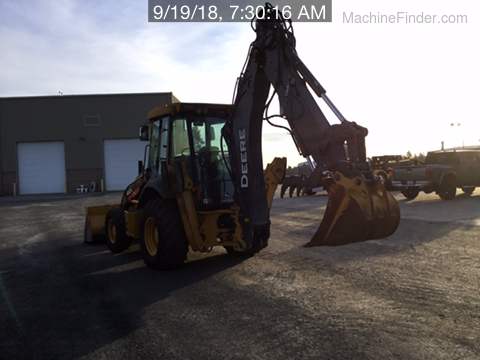 2015 John Deere 410L