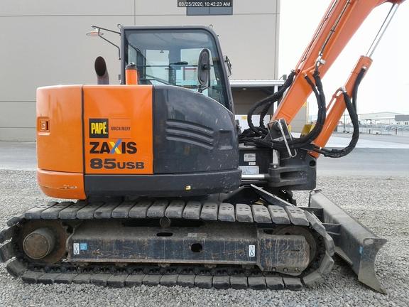 2018 Hitachi ZX85-5