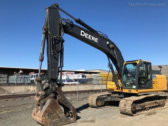 2013 John Deere 210GLC