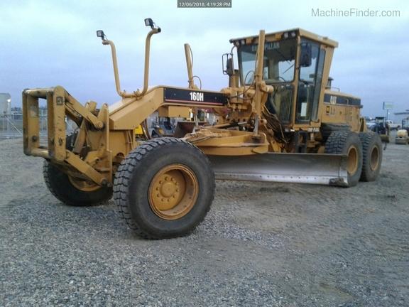2006 Caterpillar 160H