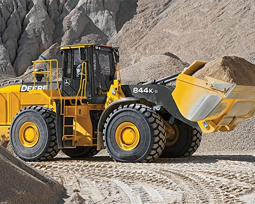 Large Wheel Loaders Equipment Image