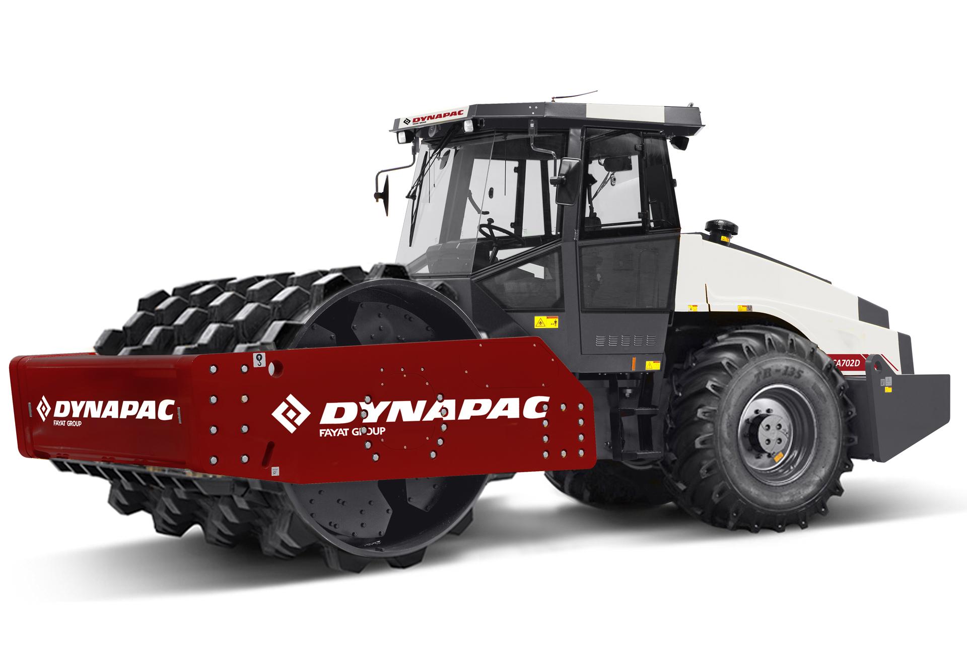 Dynapac Dynapac CA702PD