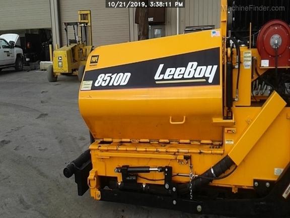 2016 Leeboy 8515D