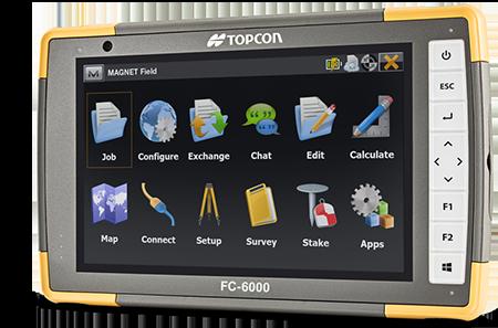 Topcon FC-6000