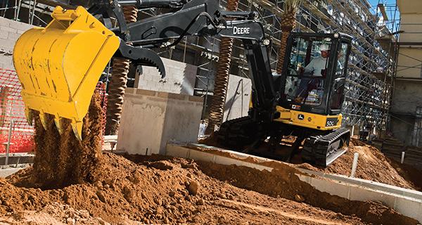 50G - Compact Excavator
