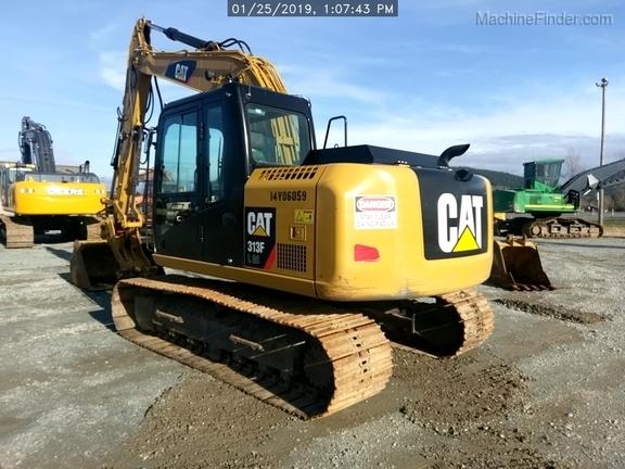 2015 Caterpillar 313F