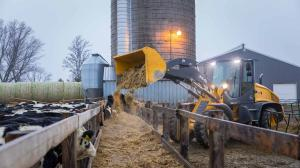 Best Wheel Loader for Farms