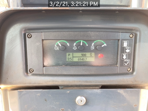 2013 John Deere 850KXL