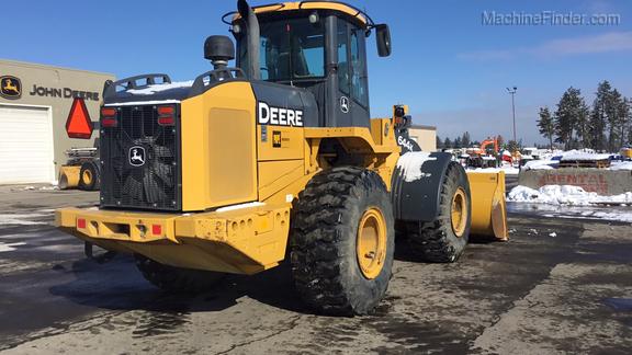 2014 John Deere 644K