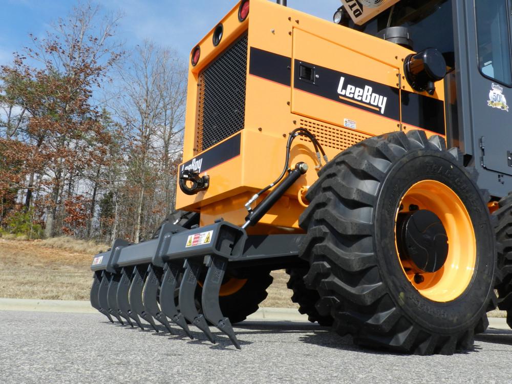 Leeboy Motor Grader 685C