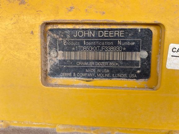 2019 John Deere 850KLG