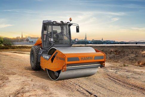 Hamm H 25i VC