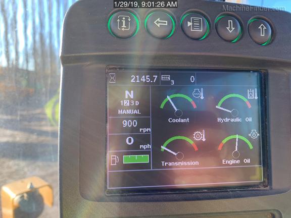 2015 John Deere 524K