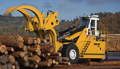 Log Stack/Chip Dozers Equipment Image
