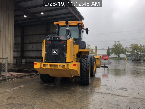 2019 John Deere 544L