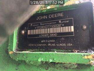 2012 John Deere 2954D