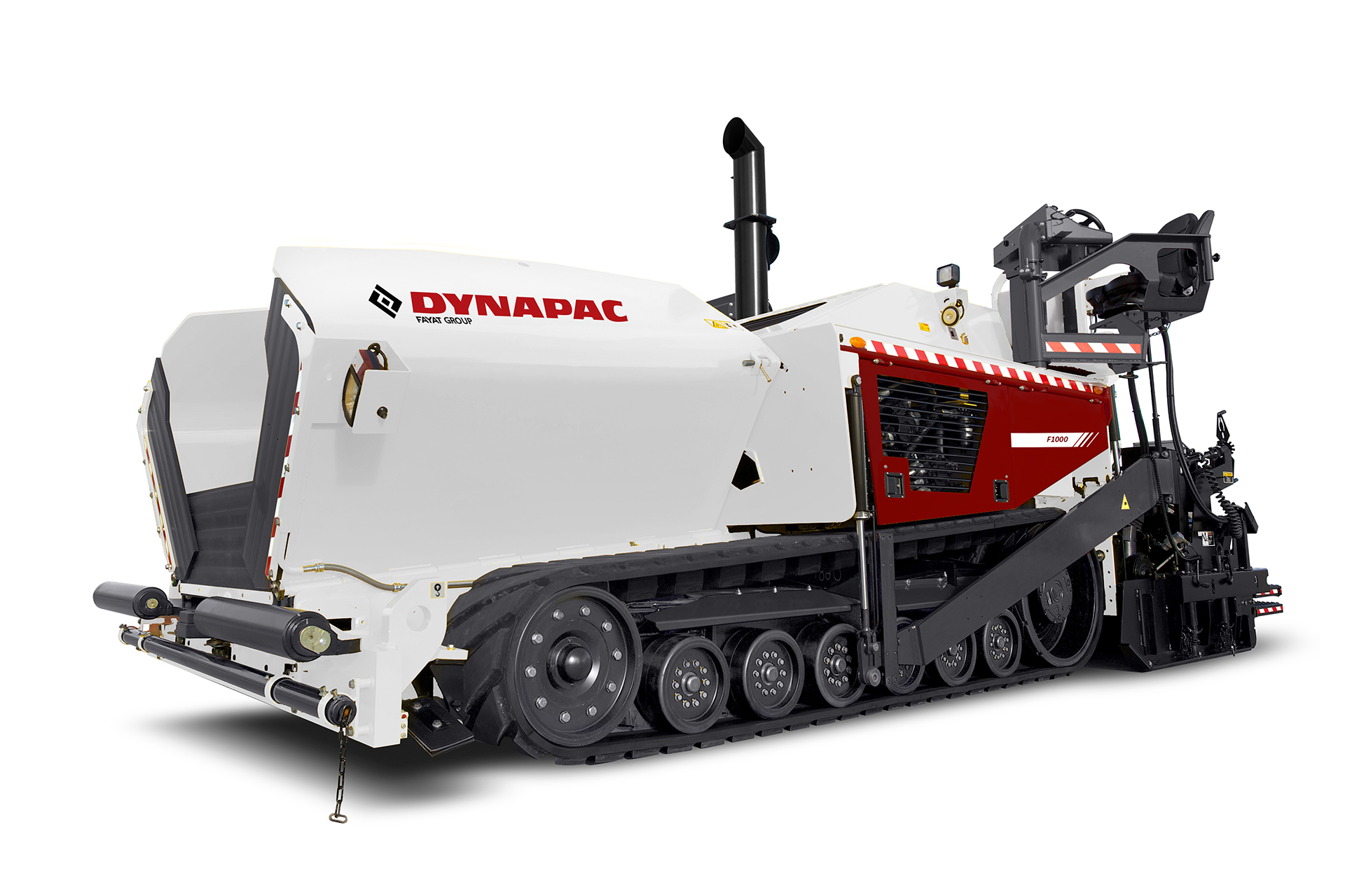 Tracked Pavers Equipment Image
