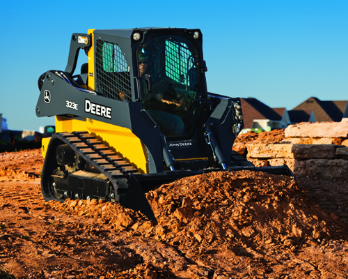 Compact Track Loaders Equipment Image
