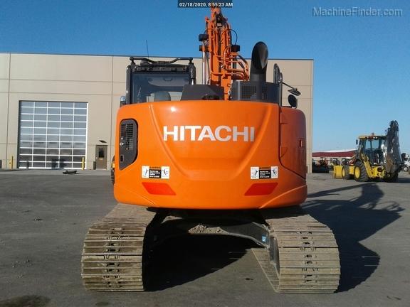 2019 Hitachi ZX1356