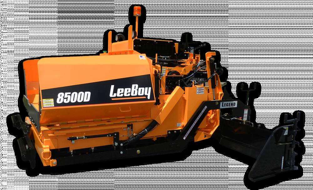 Leeboy Asphalt Paver 8500D