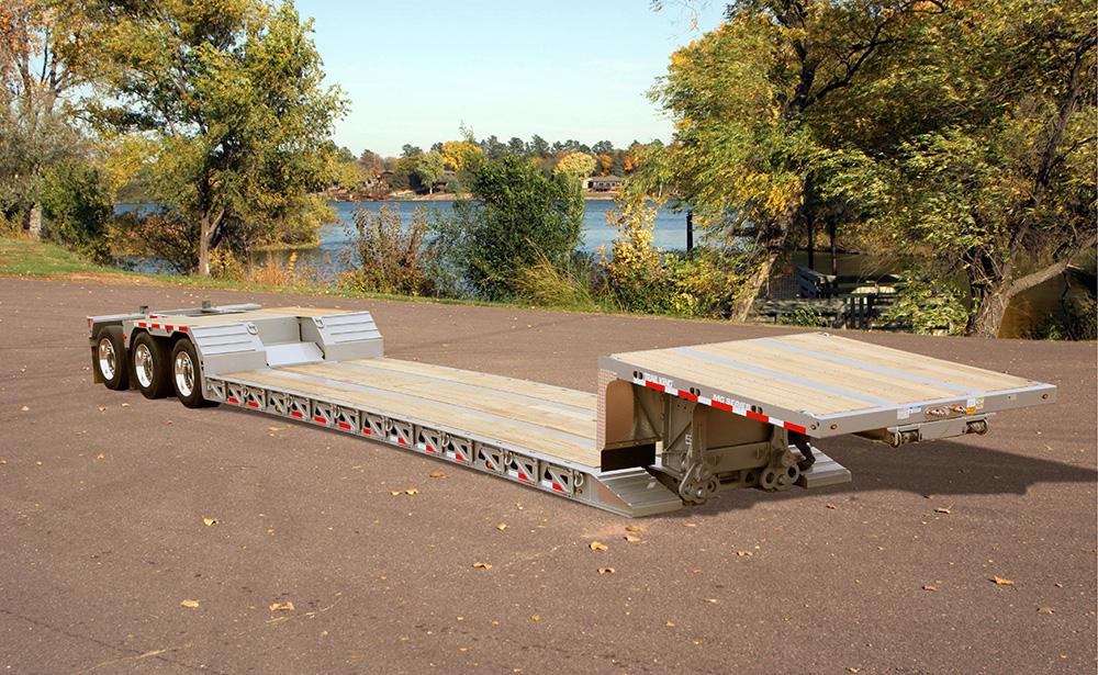 Trail King MG-HG Detachable Gooseneck Trailer