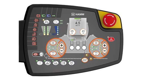 Hamm HD+ 90i VT