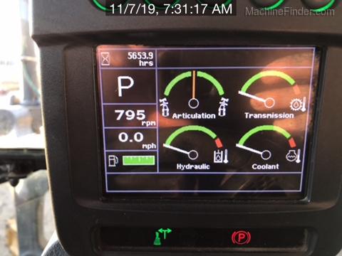 2012 John Deere 770GP