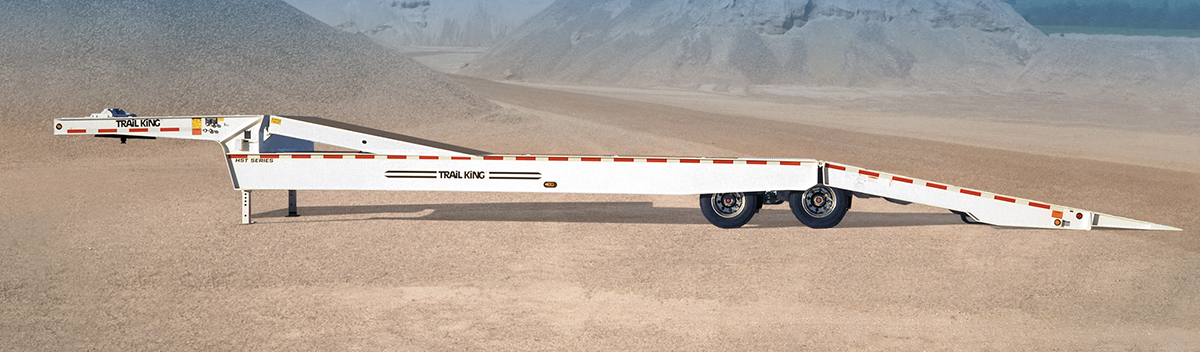 Trail King Advantage HST Hydraulic Sliding Tail Trailer