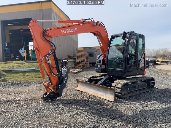 2018 Hitachi ZX75-5