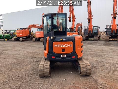 2019 Hitachi ZX50U5