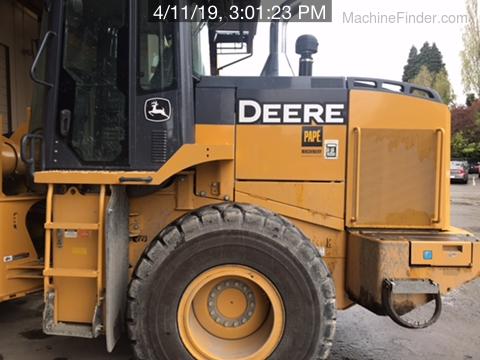 2017 John Deere 624KII