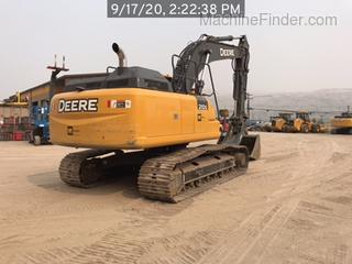 2020 John Deere 210GLC