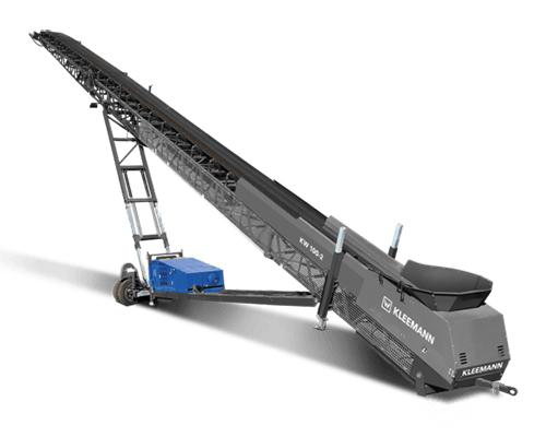 Mobile Stockpile Conveyors Equipment Image