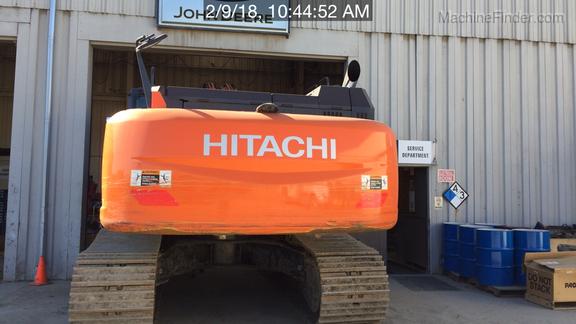 2017 Hitachi ZX3506