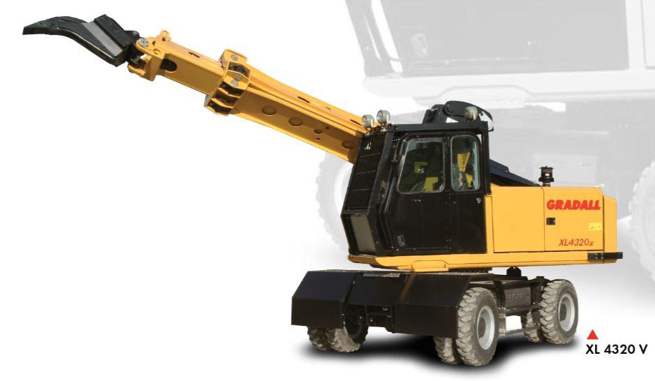 Gradall XL 4320 V