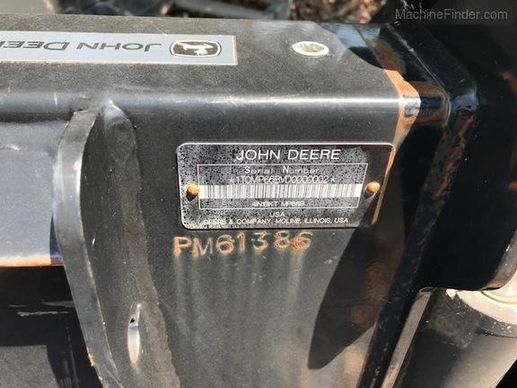 2015 John Deere MP66B