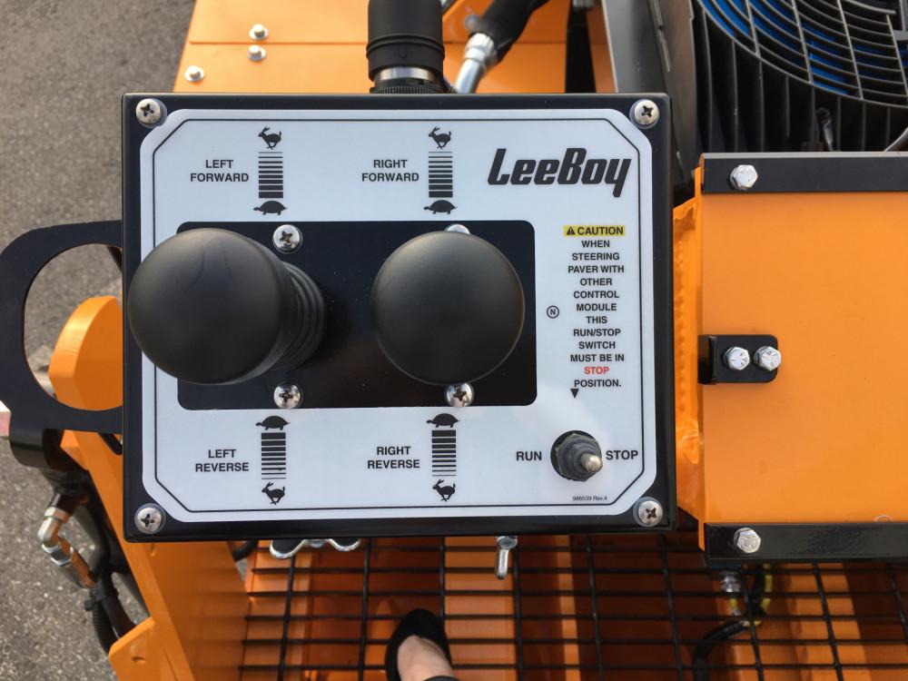 Leeboy Asphalt Paver 8616C
