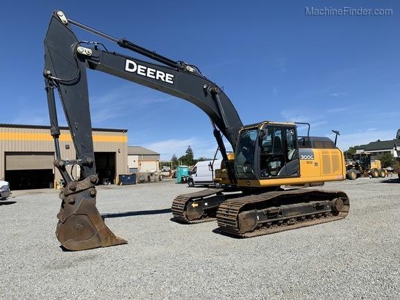 2015 John Deere 300GL