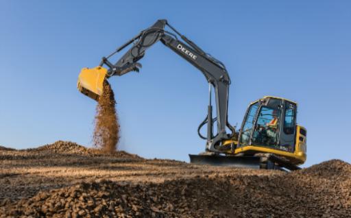 John Deere Mid-Size Excavators