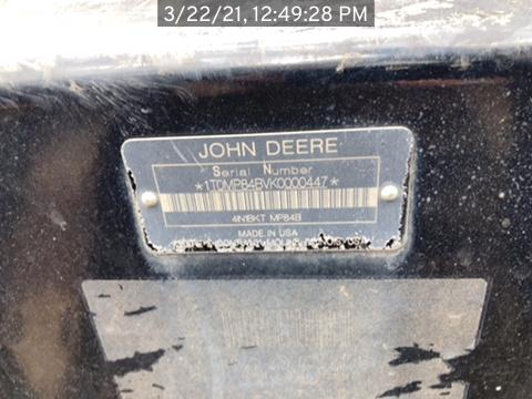 2018 John Deere 331G