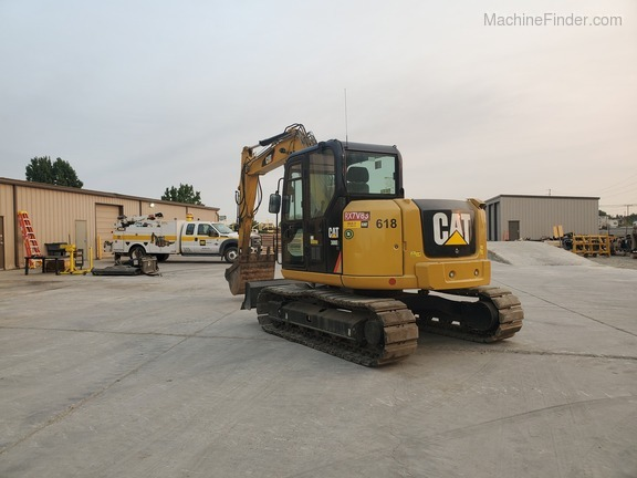 2016 Caterpillar 308E2C