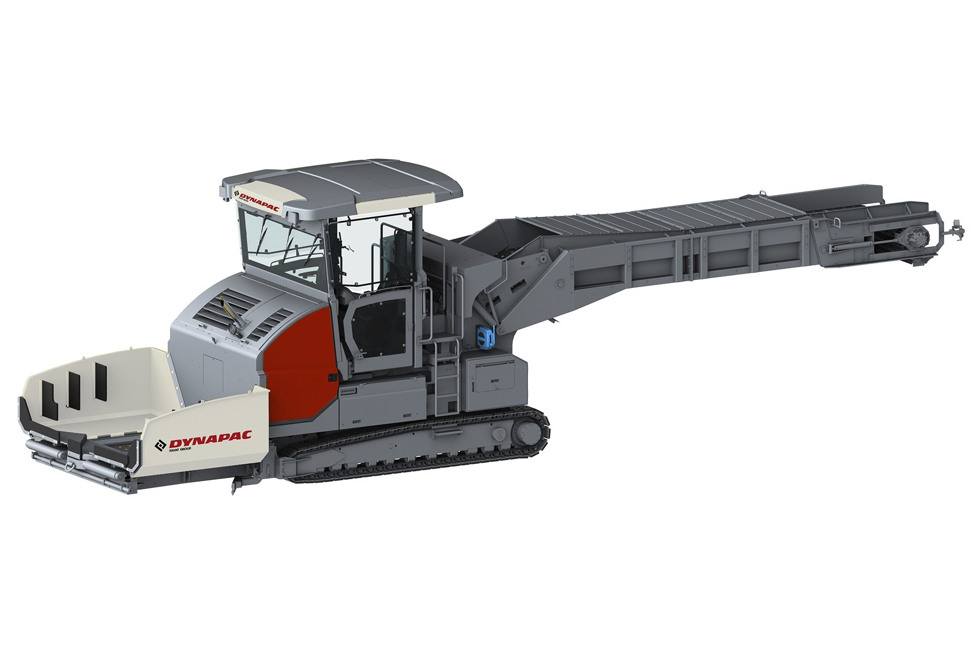 Mobile Feeders Equipment Image