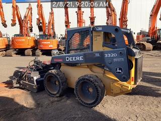 2012 John Deere 332D