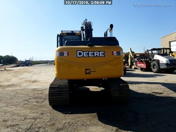 2019 John Deere 180GLC